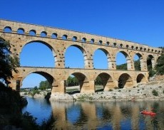 The Pont du Gard Tourist Office