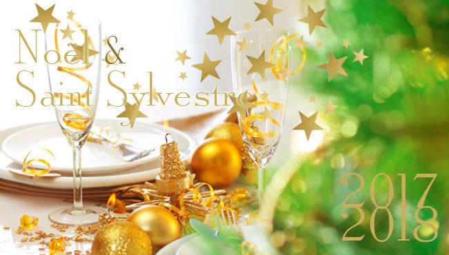Réveillons de Noël et du Jour de l'An