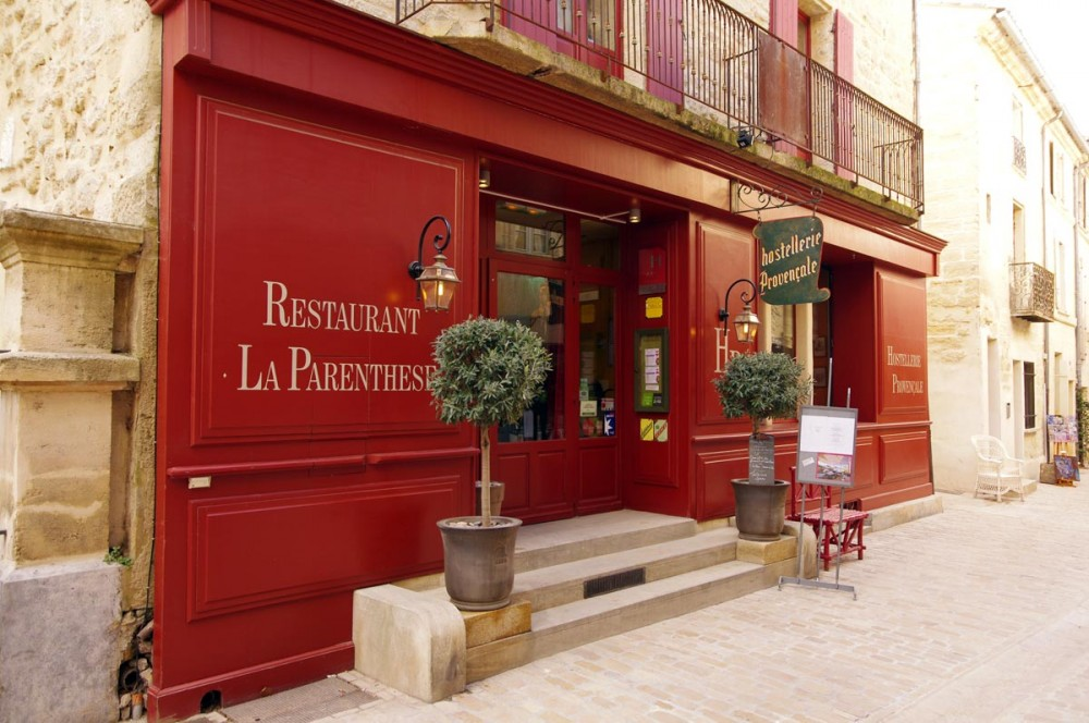 hotel restaurant Provence France