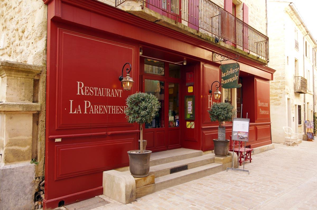 L'Hostellerie Provençale, hôtel-restaurant à Uzès