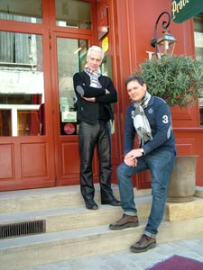 Eric Aumard & François Duchesnes