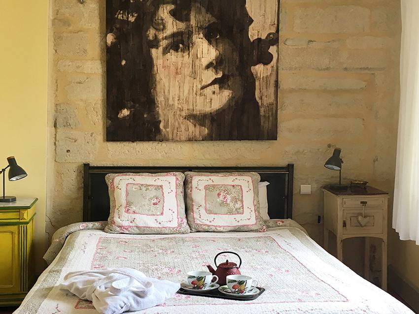 Chambre Confort Grand lit